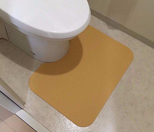 岡安ゴム『ふく楽マット for Toilet』