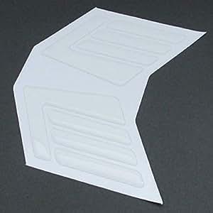 タンクプロテクトグリップパッド フライト (透明クリアー)