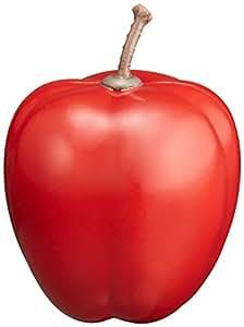 PLAY WOOD フルーツシェーカー 赤リンゴ FS-RAP