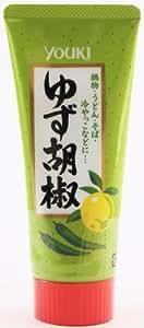 ユウキ ゆず胡椒(チューブ) 100g