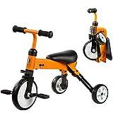 三輪車、トライクキッズバイク、折りたたみ式三輪車 - 推奨高さ:80-120cm ( Color : 1 )