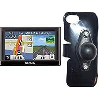 SlipGrip RAM Holder For GPS Garmin Nuvi 52lm Naked Case onを使用no