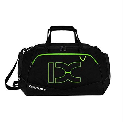 fhgjポータブルトラベルバッグメンズとレディース多機能フィットネスバックパック大容量Single部屋メッセンジャーバッグ