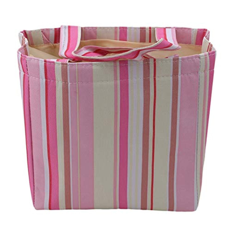 Underleaf 女性のためのランチバッグキッズ男性オックスフォード布ランチトートバッグ防水ランチバッグ絶縁パッケージ熱食品バッグ断熱パッケージ