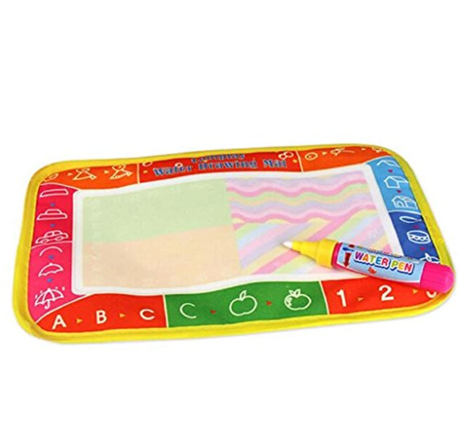 XUANOU Drawing Mat Painting Writing Board With Magic Water Pen Doodle Toy