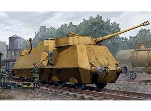 1/35 ドイツ軍用重装甲列車 Nr.51 (01516)
