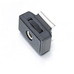 360°どの向きでも固定可能 /三脚ネジ(メス)ー>汎用型 コールドシュー 変換アダプター