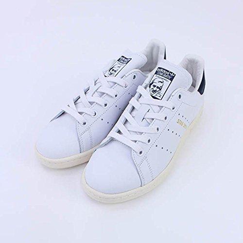 (アディダス) adidas オリジナルス スタンスミス STAN SMITH(LADYS) [AQ4651] Rホワイト/Rホワイ 24.0