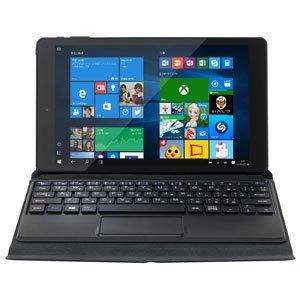 マウスコンピューター 8.9型 タブレットパソコンカバー&キーボード付属モデル(Office Mobile プラス Office 365 サービス) WN892