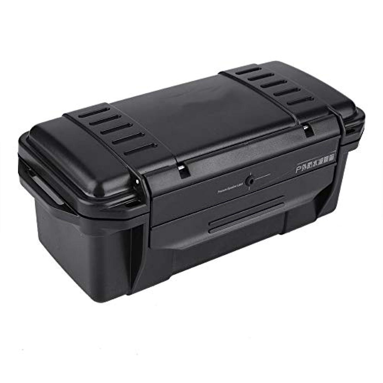 熱心雷雨サーバ防水ボックス 収納箱 防水 防塵 防振 アンチショック アウトドア ABSプラスチック