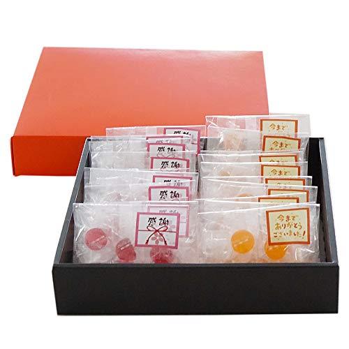 梅、みかんのメッセージゼリー</br>5粒×20袋 化粧箱入