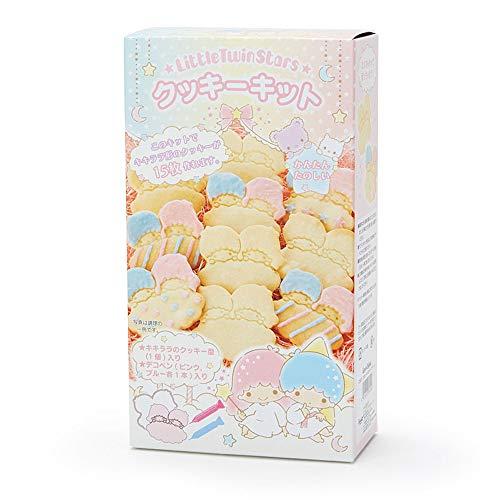 リトルツインスターズ 簡単キャラクター形手作りクッキーキット