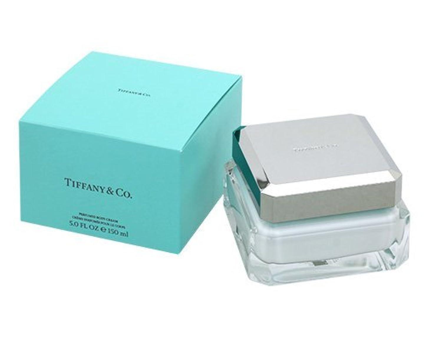 防止水分伝統ティファニー TIFFANY&Co ボディークリーム 150ml (香水/コスメ) [並行輸入品]
