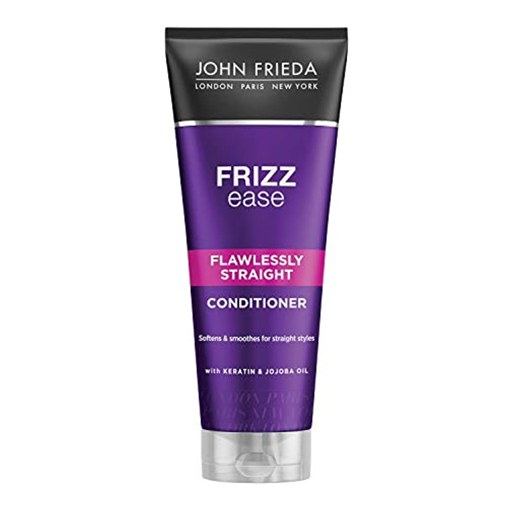 政治家のスケルトン空港John Frieda Frizz-Ease Straight Conditioner 250ml