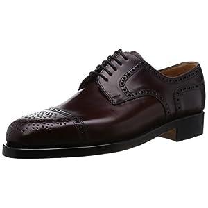 [ヴァーシュ] VASS SHOES 80 Alt Wien model, 3636 last, welted, bordeaux cordovan, double sole with shoe tree 専用シューツリー付き