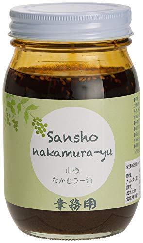 コンストラクトモーメント 【 業務用 】 山椒なかむラー油 450g