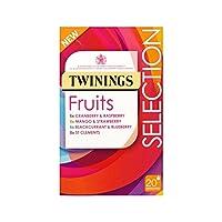 1パックフルーツセレクションパック20 (Twinings) - Twinings Fruit Selection Pack 20 per pack