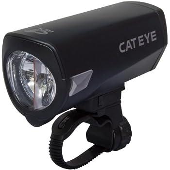 キャットアイ(CAT EYE) ヘッドライト ECONOM Force RECHARGEABLE [HL-EL540RC] ブラック ニッケル水素充電池 エコノムフォースリチャージャブル