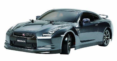 1/10 電動RCカーシリーズ No.455 1/10 RCC NISSAN GT-R (TT-01Dシャーシ TYPE-E) ドリフトスペック 58455
