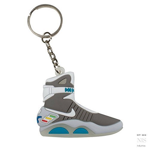 Back to the Future 2 Nike Air Mag 光る キーホルダー バック トゥ...