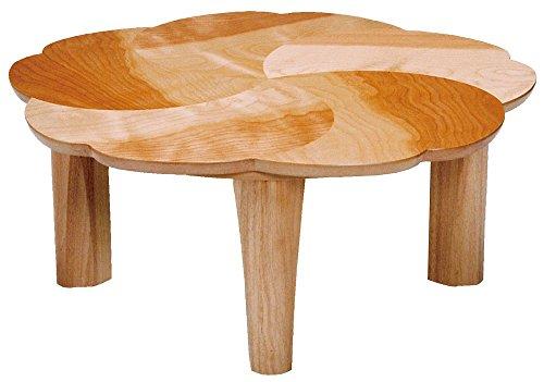 日本製 Japan 讃岐の和座 家具調こたつ チェリー サイズ 90 天板表面材 サクラ