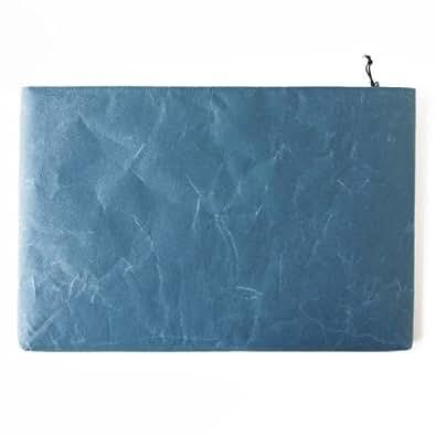 PC/タブレットケース33×22 SIWA   紙和 (ブルー)