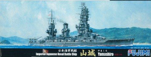 フジミ模型 1/700 特シリーズ No.72 日本海軍戦艦 山城 昭和19年 プラモデル 特72