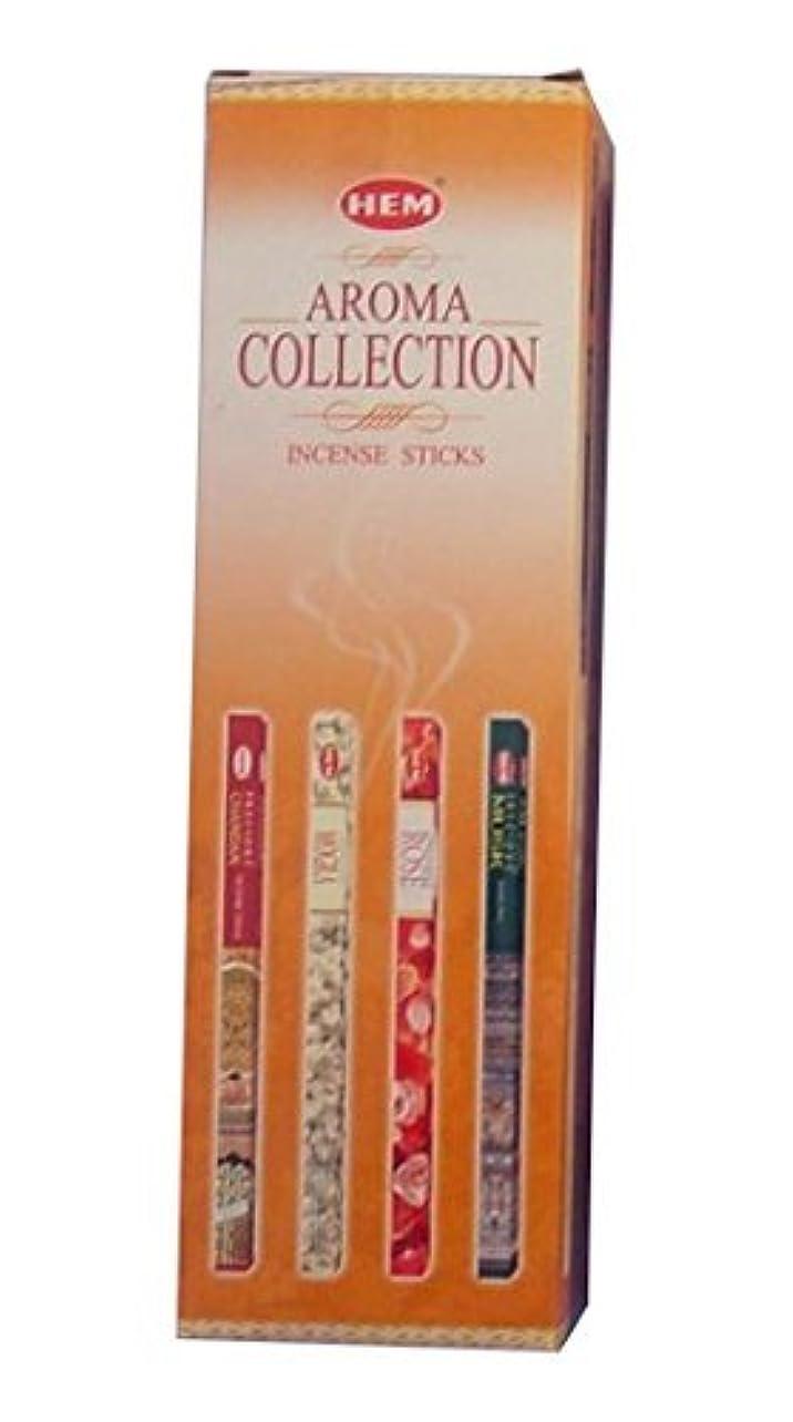 調整サークル暗殺Hem Aroma Collection 25 Different Scents 200 Sticks [並行輸入品]