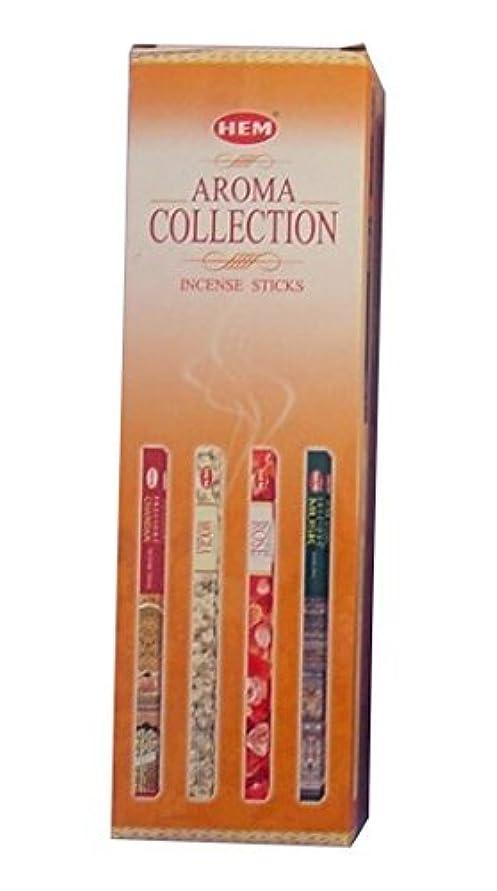 共感する混合したクレジットHem Aroma Collection 25 Different Scents 200 Sticks [並行輸入品]