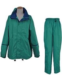 コヤナギ 【ムレないのに、濡れない。】 《防水・透湿性+耐久撥水性/エントラントHP》 レインスーツ EN9200