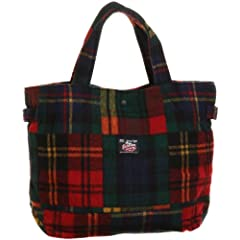 Johnson Woolen Mills Big Boat Tote Bag