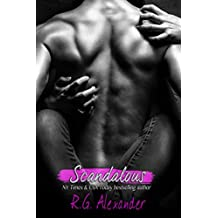 Scandalous (The Finn Factor Book 2)
