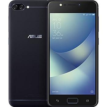 エイスース ASUS ZenFone 4 Max ネイビーブラック (SIMフリースマートフォン) ZC520KL-BK32S3