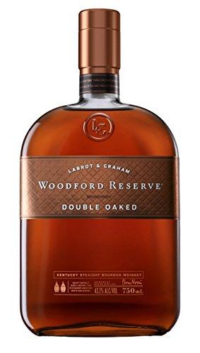 ウッドフォードリザーブ ダブルオークド 750ml 瓶
