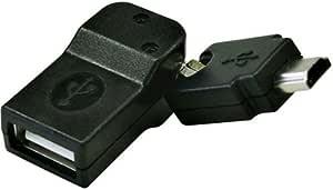 WILLCOM Advanced/W-ZERO3[es]・W-ZERO3[es]対応 USBフレキシブルホストコネクタ USB2-C2