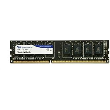 Team デスクトップ用メモリ DDR3 1600MHz PC3-12800 ECOパッケージ (8GB)