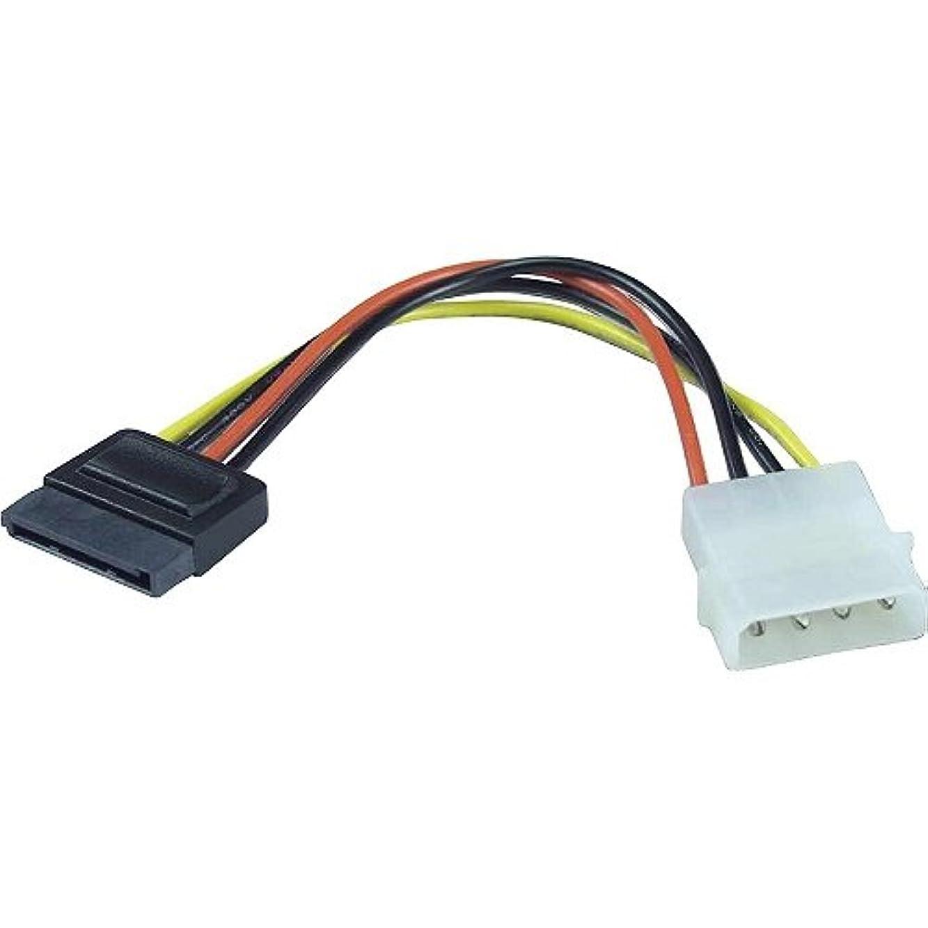 トチの実の木買収ローラーQVS satap-06シリアルATAドライブに電源コネクタAdaptor