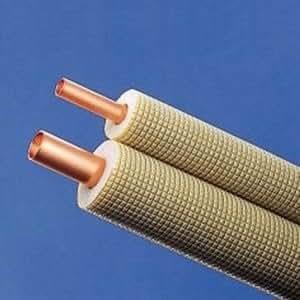 因幡電工 【お買い得 2巻セット】 エアコン配管用被覆銅管 ペアコイル 2分3分 20m HPC-2320_set