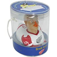 CelebriDucks Detroit Redwings Brett Hull Rubber Duck Bath Toy