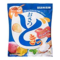 UHA味覚糖 おさつどきっ ハニー&クリームチーズ味 80g 40コ入り