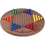 S&S Worldwide Super Chinese Checkers [並行輸入品]