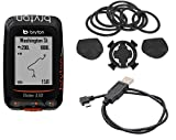 bryton(ブライトン) Rider 330E GPS Cycling Bicycle Bike Computer with Bike Mount&USB Cable バイク/サイクルコンピューター・GPS(バイクマウント用のUSBケーブル付) [並行輸入品]