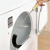 QIN クリーニングブラシ パイプ アルミニウム 繊維 掃除用タオル 家事 業務用 洗濯機
