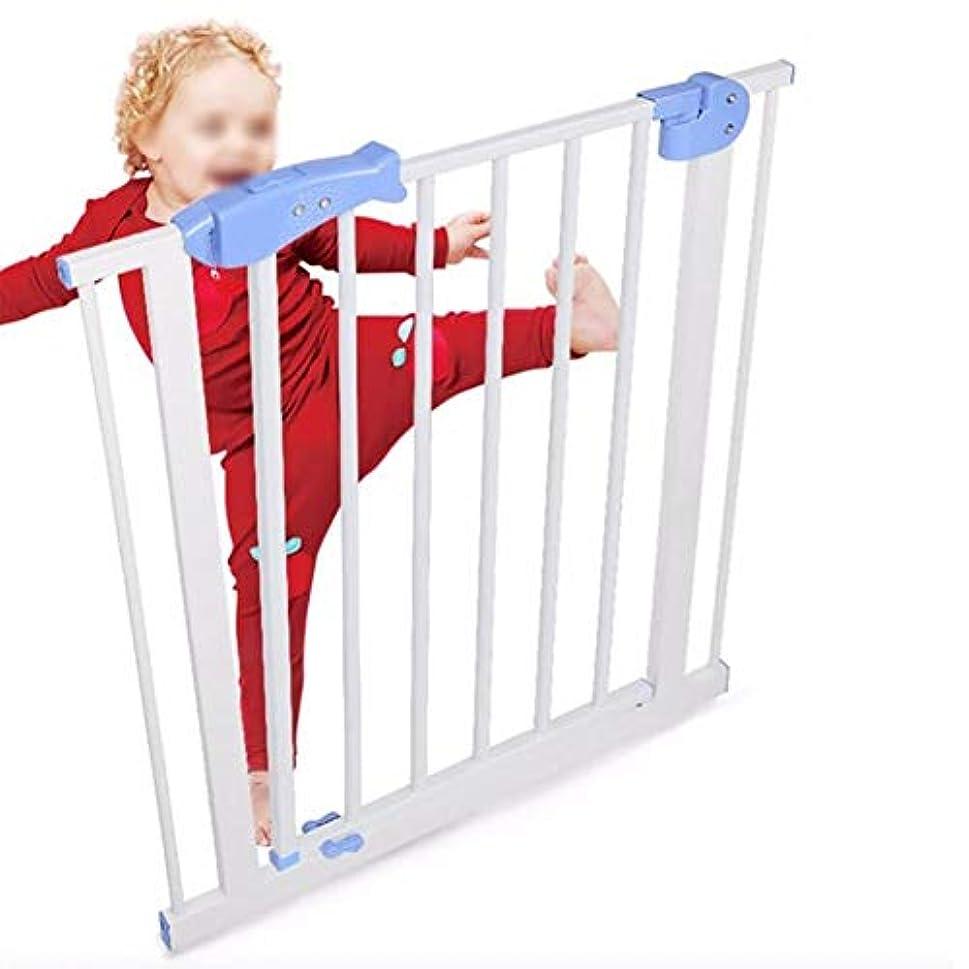 アクセサリー稚魚クラブベビーフェンス 階段の子供たちのために安全ゲイツ - 金属圧力マウントベビーゲート絶縁ドアバー ペットゲート (Size : 96-103cm)
