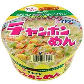 イトメン カップチャンポンめん(1セット12個) -