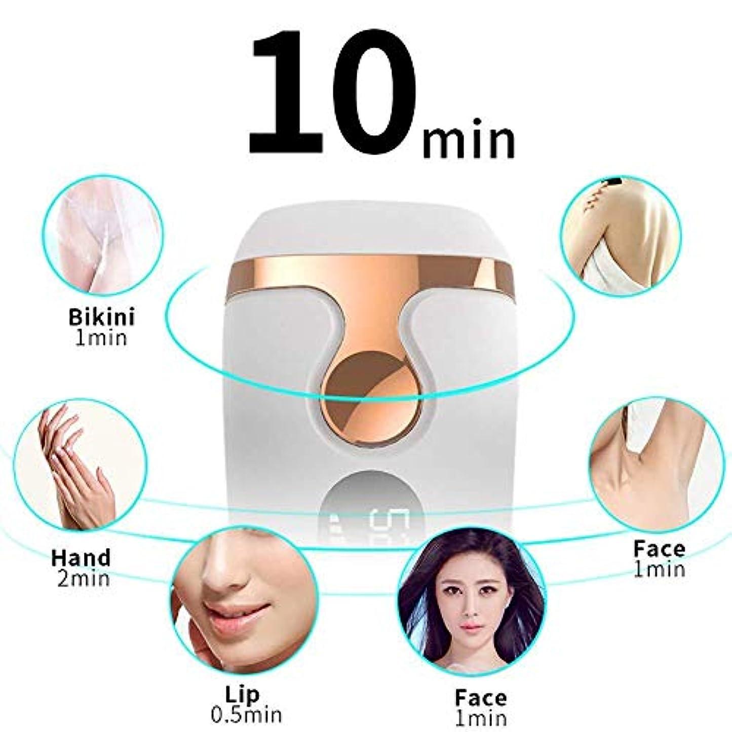提供小康パット女性の痛みのない永久脱毛、IPL脱毛器、パーマネント、500000フラッシュ、女性用ボディレッグビキニトリマー用脱毛機、ホワイト