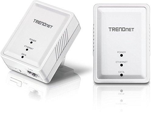 TRENDnet Powerline 500 AV Nano アダプターキット 500Mbpsのネットワーク環境[TPL-406E2K] #Personal_Computer #B01I6C9H2U
