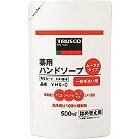 TRUSCO薬用ムース状ハンドソープ500ml詰替用
