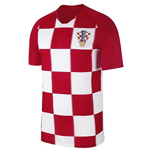 ワガワガ 2018サッカーワールドカップ ユニフォーム クロアチア ホーム レプリカ 半袖 M