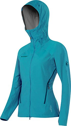 ULTIMATE ALPINE SO HOODED JACKET WOMEN